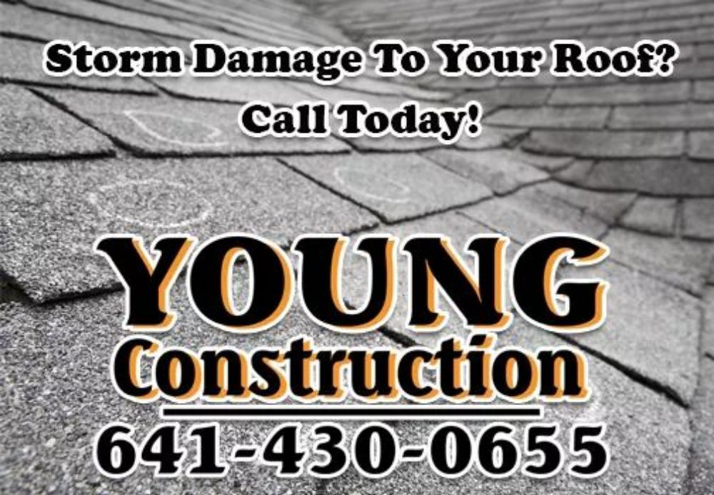 Young Construction: 1539 N Federal Ave, Mason City, IA