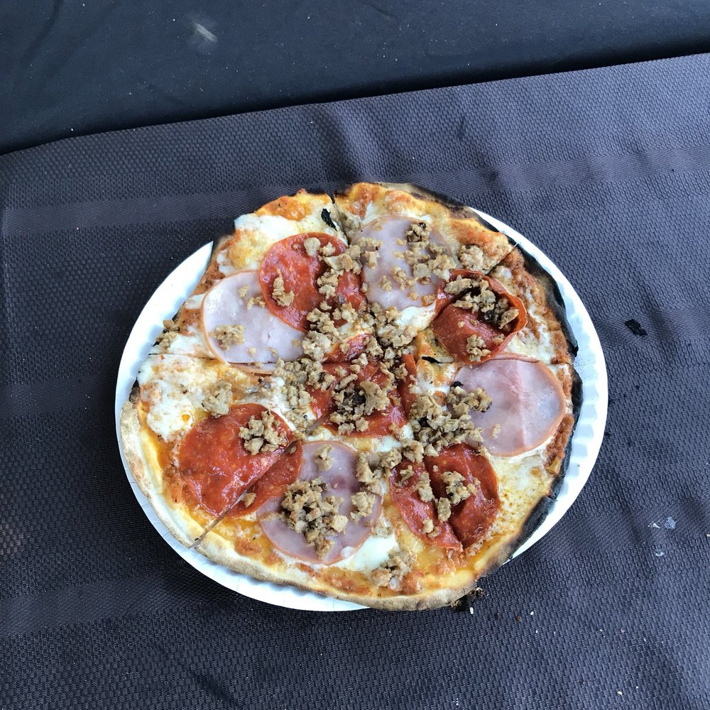 The Pizza Cart: Bend, OR