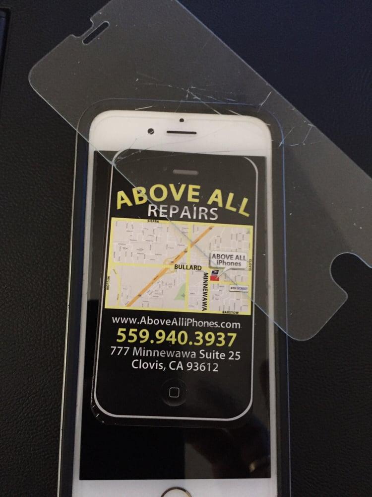 Above All Repairs