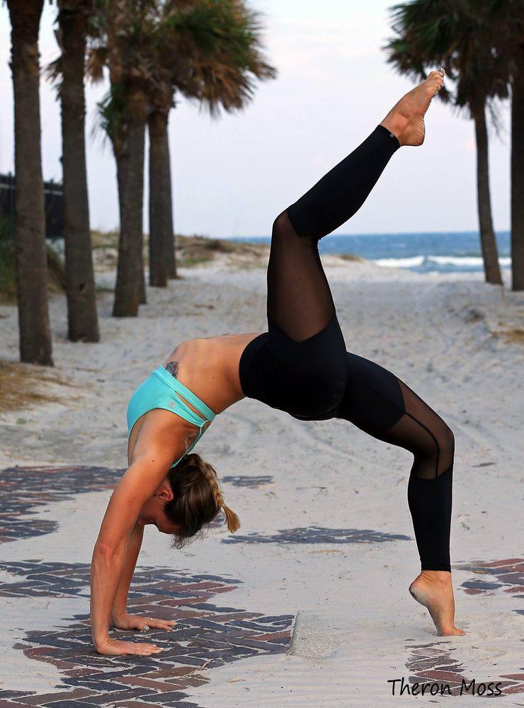 Kristen Huth Yoga: 716 Ocean Blvd, Atlantic Beach, FL