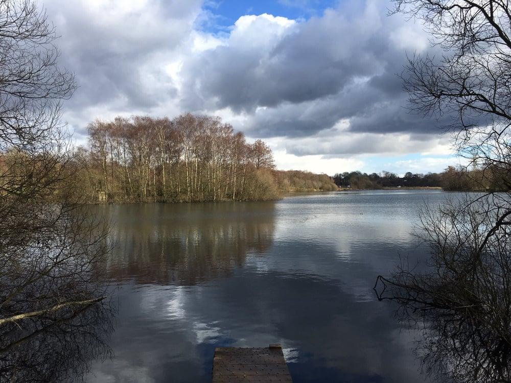 Chorlton Water Park: Maitland Ave, Manchester, XGM
