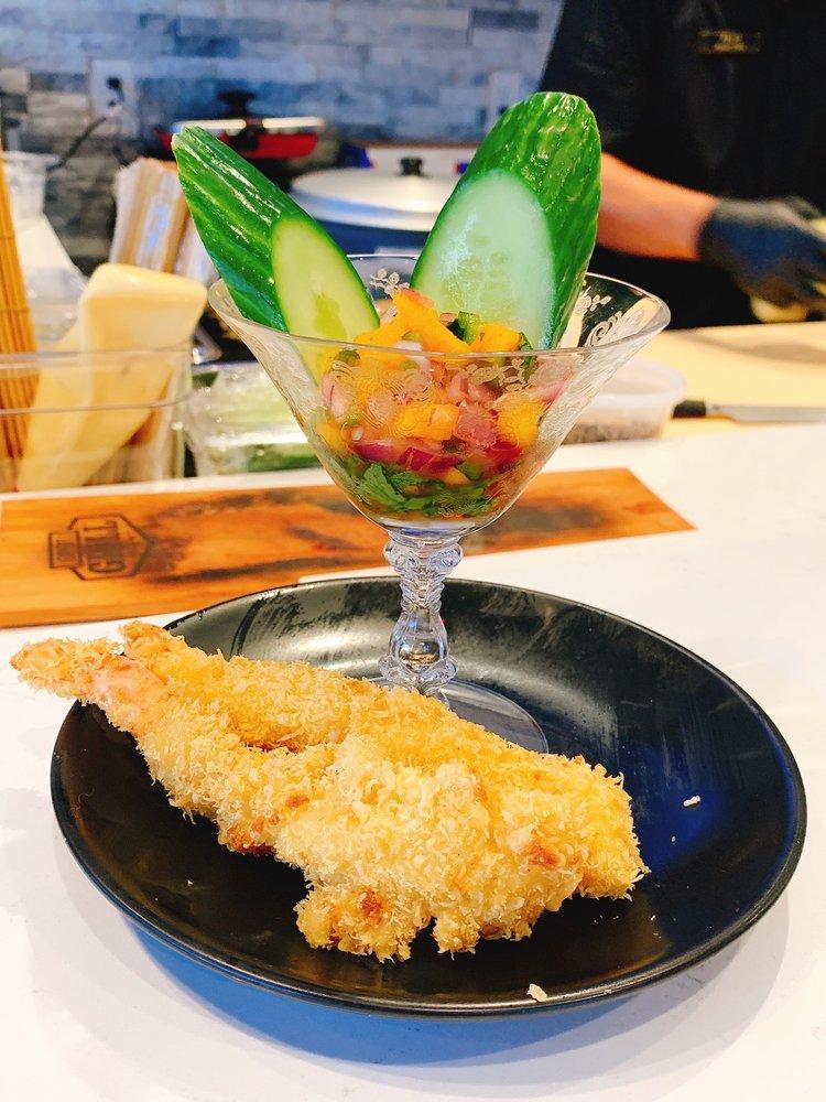 Food from Thai Samurai