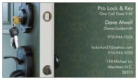 Pro Lock & Key Aberdeen: 114 Masters Way, Pinebluff, NC