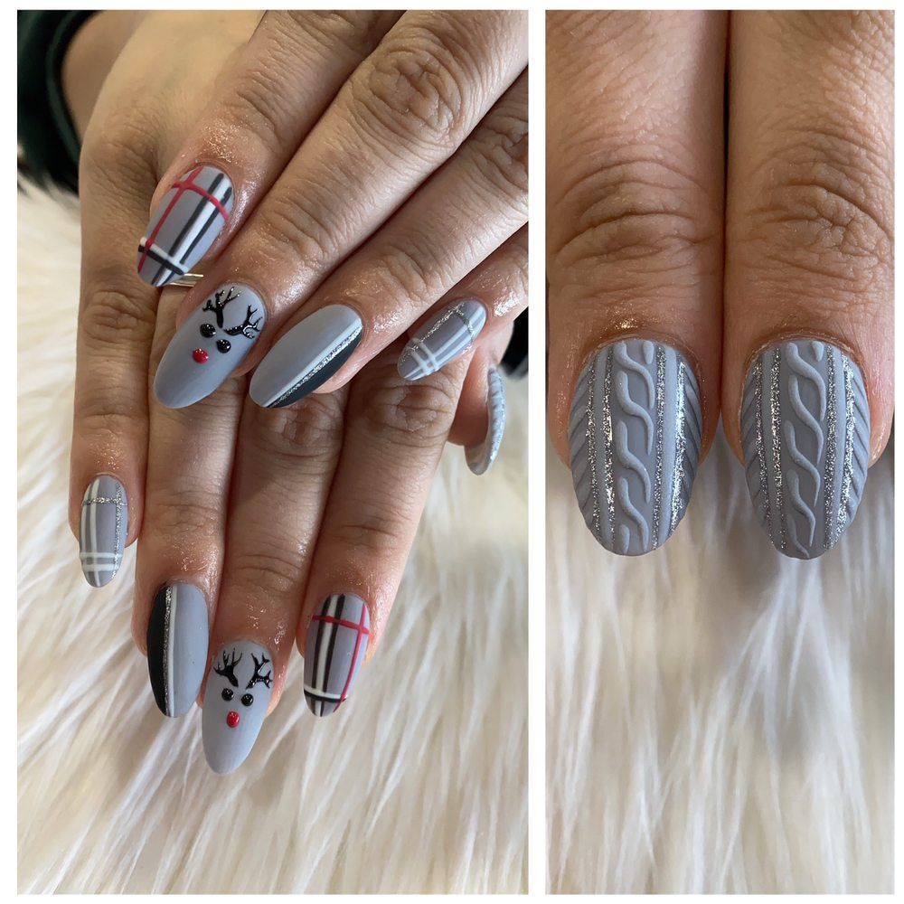 La Rue Nails and Spa: 31975 Gratiot, Roseville, MI