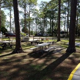 Photo Of Rustic Sands Resort Campground Mexico Beach Fl United States