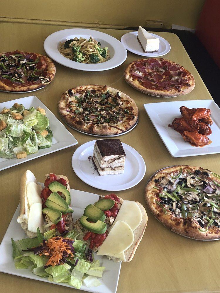 Verdugo Pizza: 519 S Verdugo Rd, Glendale, CA
