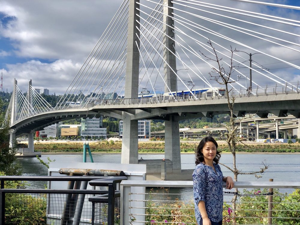 Tilikum Crossing: Bridge of the People