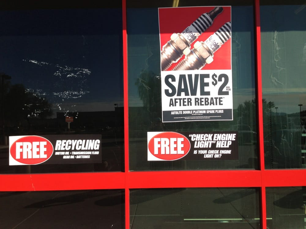 Marvelous Photo Of AutoZone Auto Parts   Phoenix, AZ, United States. Free Recycling  And Photo