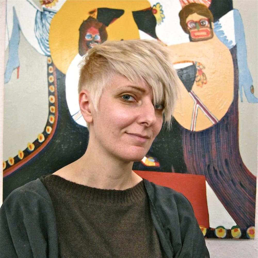 Astonishing Edgy Fun Blonde Haircuts For Ladies Yelp Short Hairstyles For Black Women Fulllsitofus