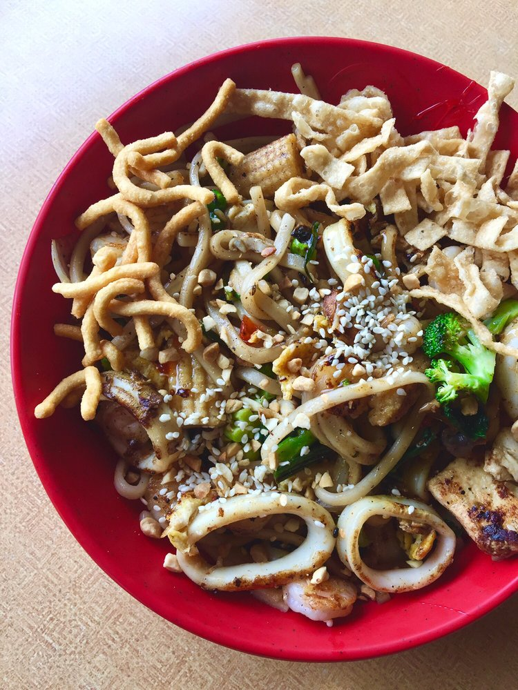 Genghis Grill: 2474-C Hwy 6, Grand Junction, CO