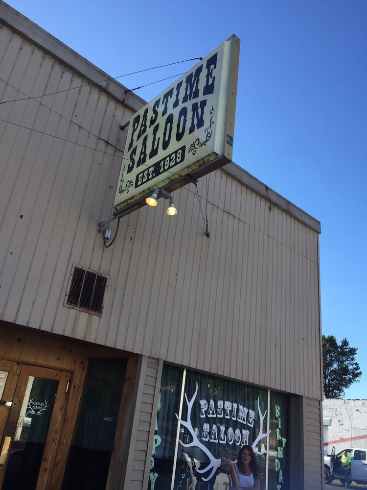 Pastime Tavern: 127 Front Ave NW, Castle Rock, WA