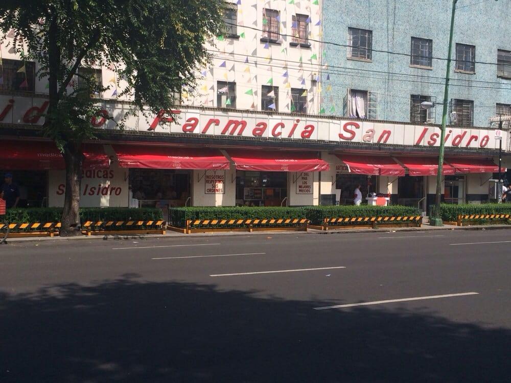 Farmacia San Isidro - Farmacia - Av. Niños Heroes 196