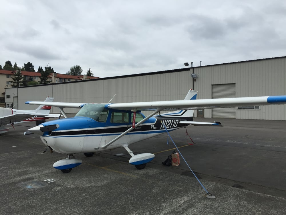 Wyvern Air: 191 Airport Rd, Port Townsend, WA