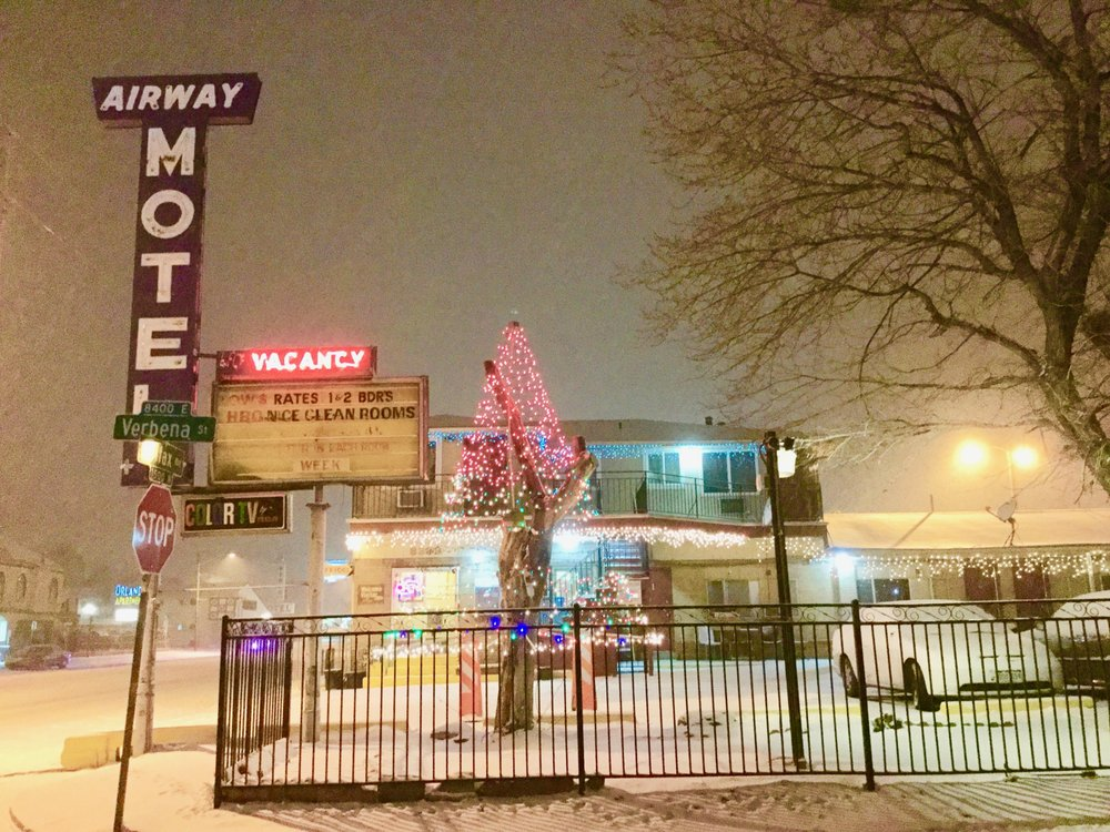 Airway Motel: 8339 E Colfax Ave, Denver, CO