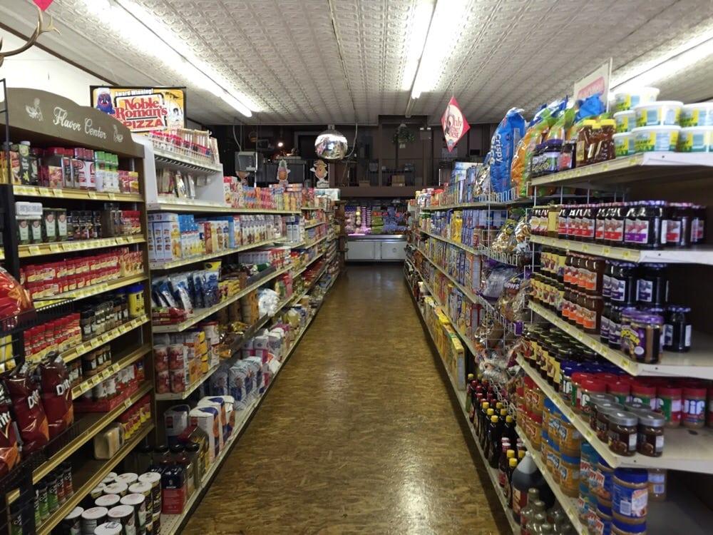 Bradley's Bestway Market: 7 4th, Mc Gill, NV
