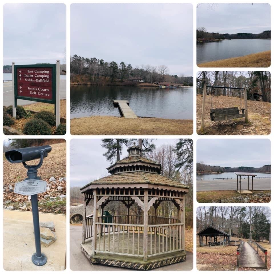 Chickasaw State Park: 20 Cabin Ln, Henderson, TN