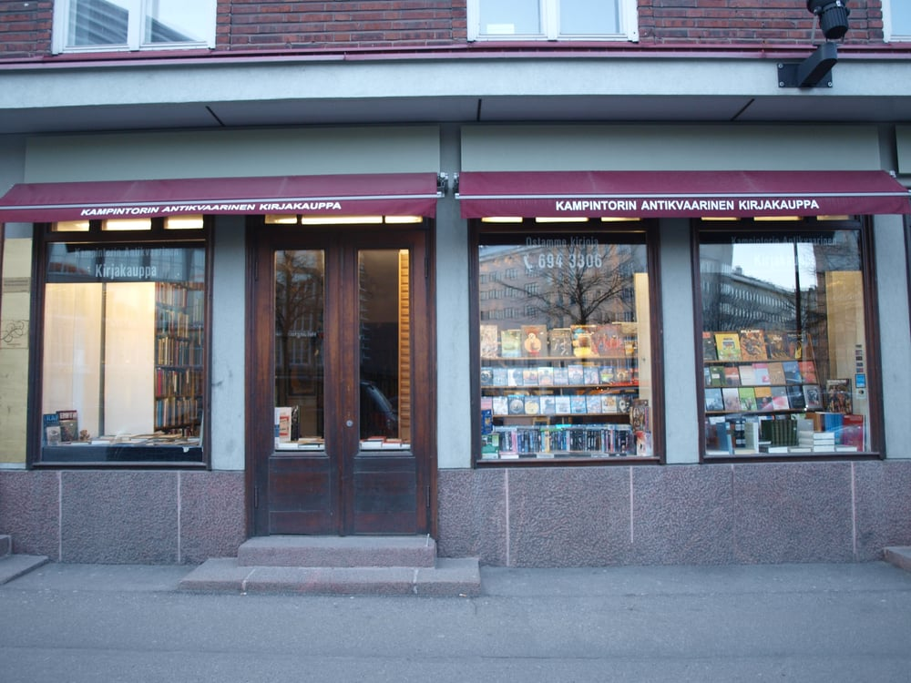 Kampintorin Antikvaarinen Kirjakauppa