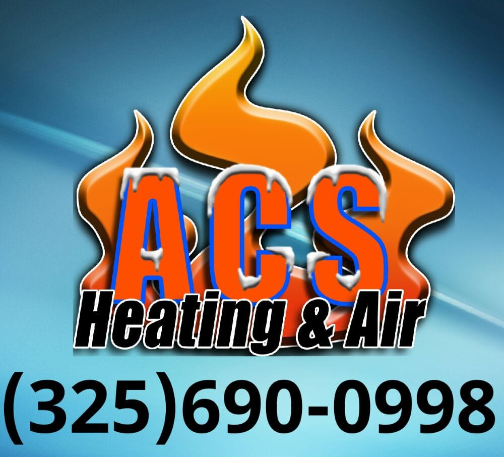 ACS Heating & Air: 1001 Ben Richey Dr, Abilene, TX