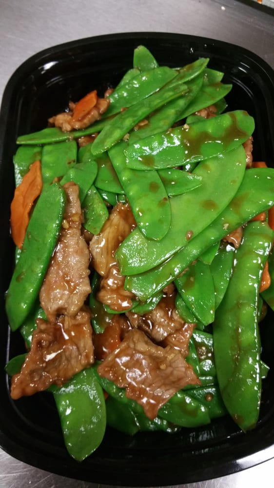 ... of Hunan Dragon 3 - Decatur, GA, United States. Beef with Snow Peas