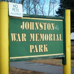 Johnston memorial park 46 photos 12 reviews parks for 8 kitchener rd johnston ri