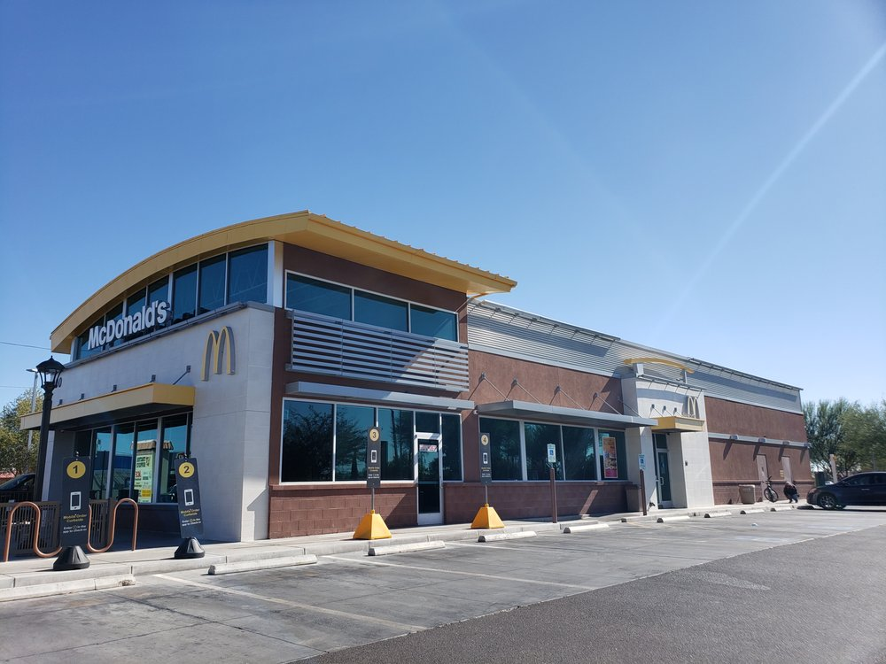 McDonald's: 900 N Arizona Blvd, Coolidge, AZ