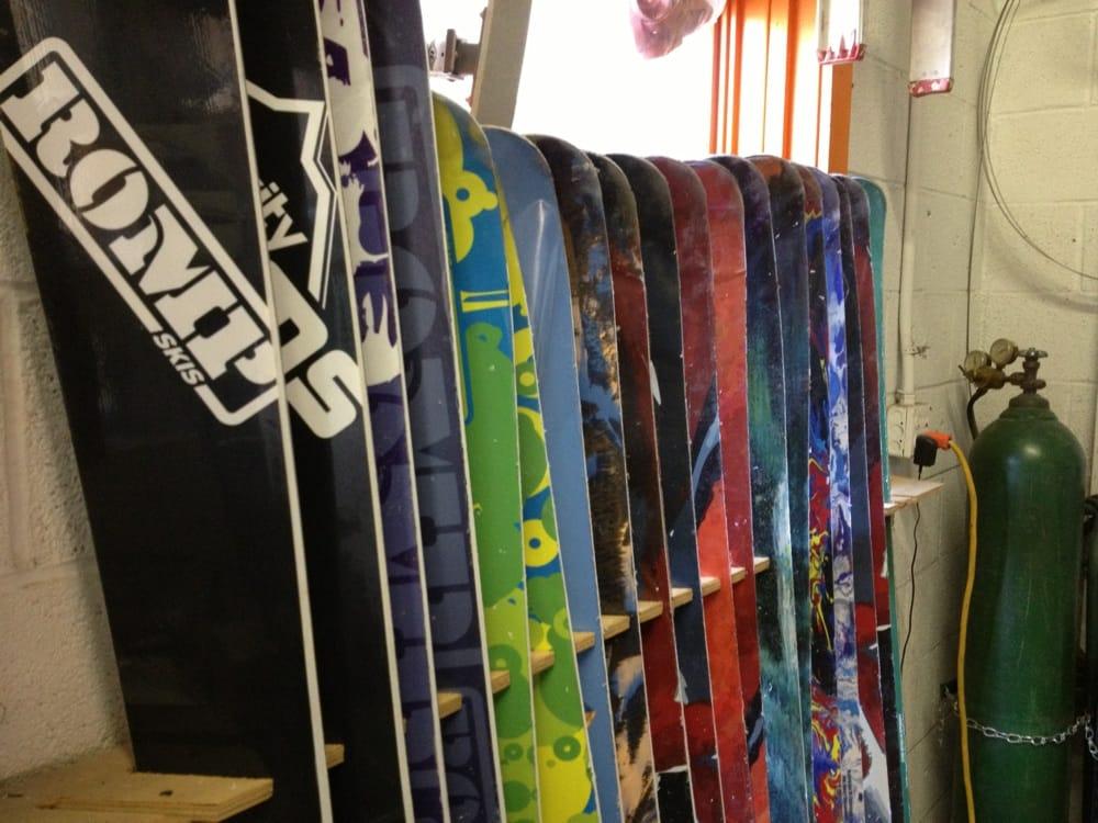 Romp skis attrezzature per attivit all 39 aperto 420 for Cabine vicino a crested butte co