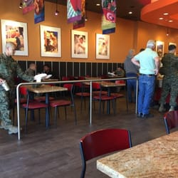 Superbe Photo Of Panda Express   Camp Pendleton North, CA, United States. Inside The