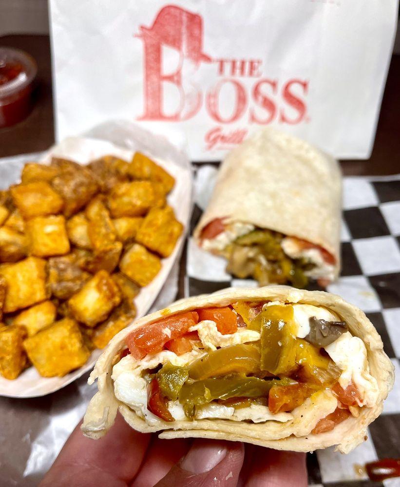 The Boss Grill: 224 Berlin Tpke, Berlin, CT