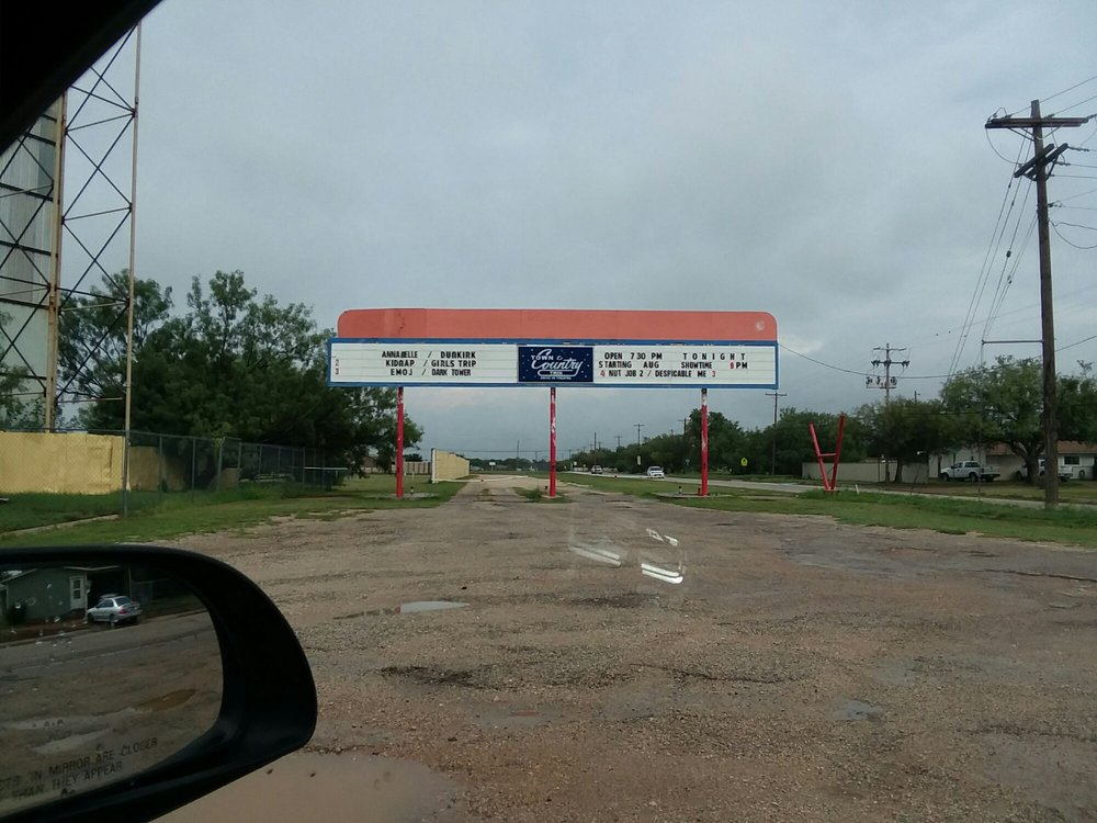 Town & Country Drive In: 2902 Vogel Ave, Abilene, TX