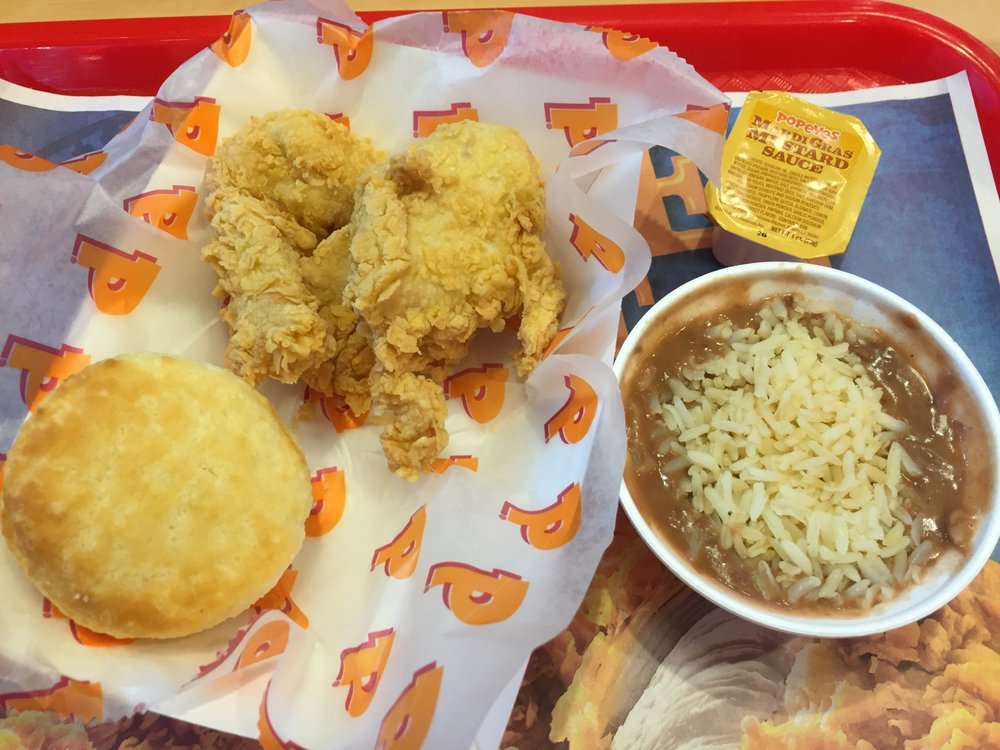how to make popeyes chicken red beans and rice