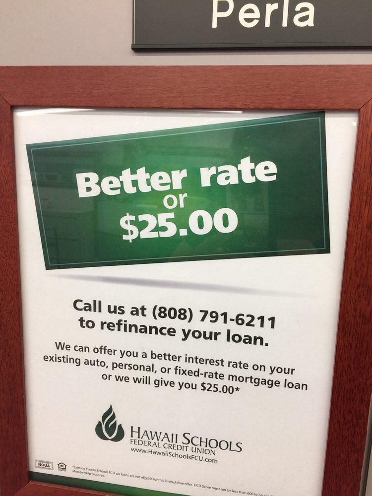 Hawaii Schools Federal Credit Union Banks Credit Unions 233