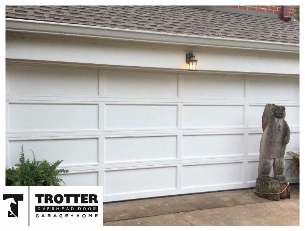 Trotter Overhead Door Garage + Home