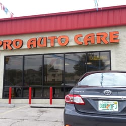 Pro Auto Care 13 Reviews Auto Repair 11207 Sheldon Rd Tampa