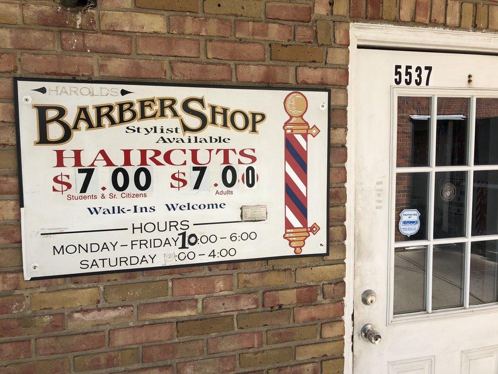 AJ's Barbershop: 5537 Far Hills Ave, Dayton, OH