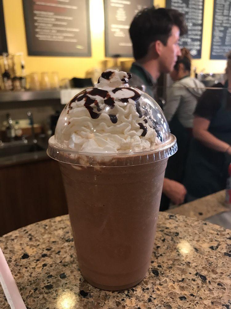 The Tea & Coffee Exchange: 28200 Hwy 189, Lake Arrowhead, CA