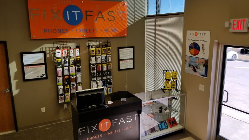 Fix It Fast Cellular: 104 Nu Energy Dr, Aledo, TX