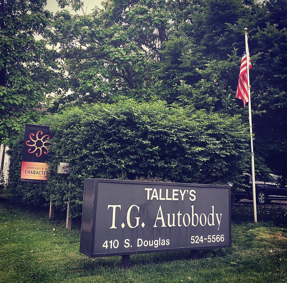 Talley's Auto Body: 410 SE Douglas St, Lees Summit, MO