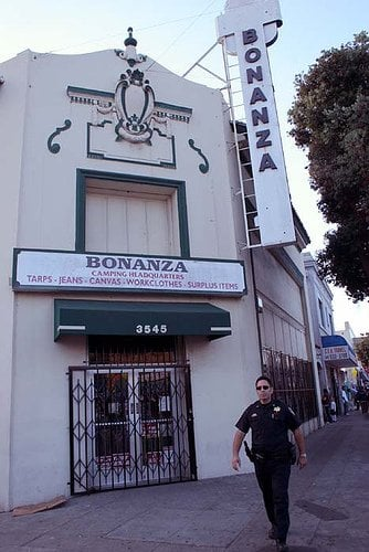Bonanza Surplus: 3545 International Blvd, Oakland, CA