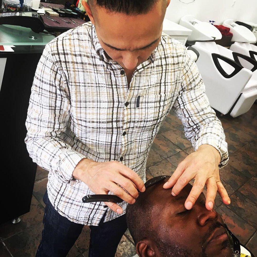 Tenleytown's Barbershop: 4627 41st St NW, Washington, DC, DC