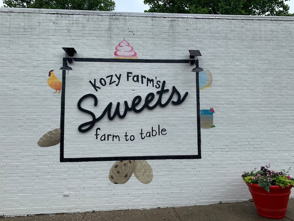 Kozy Farm's Sweets: 2357 Harper Rd, Beckley, WV