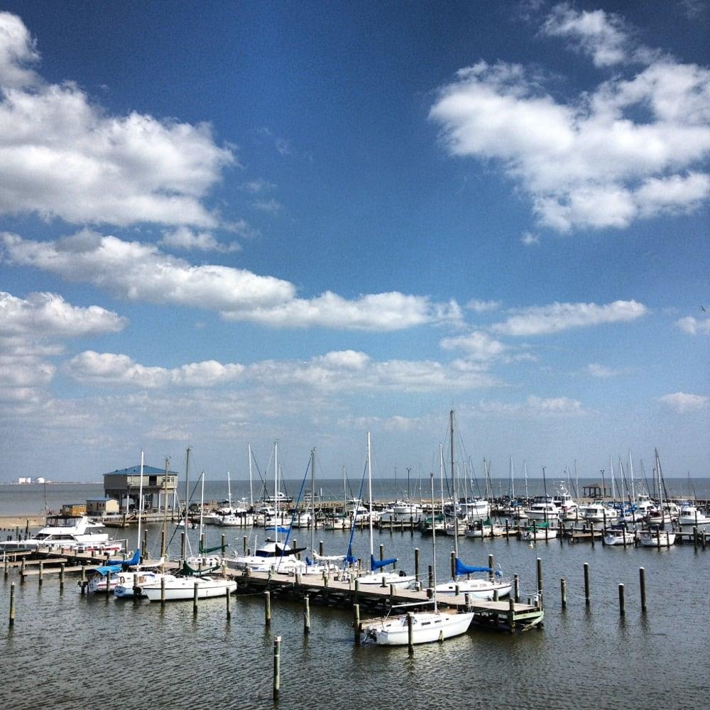 Steve S Marina Restaurant Long Beach Ms
