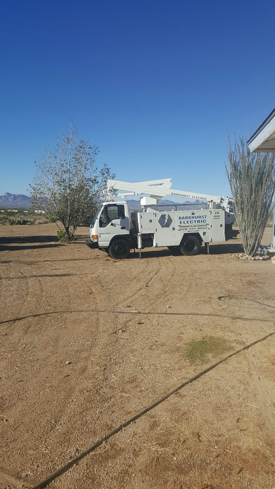 Barkhurst Electric LLC: 4187 N Bank St, Kingman, AZ