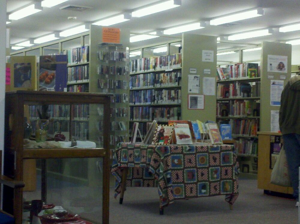 Schenectady County Public Library: Quaker St, Quaker Street, NY