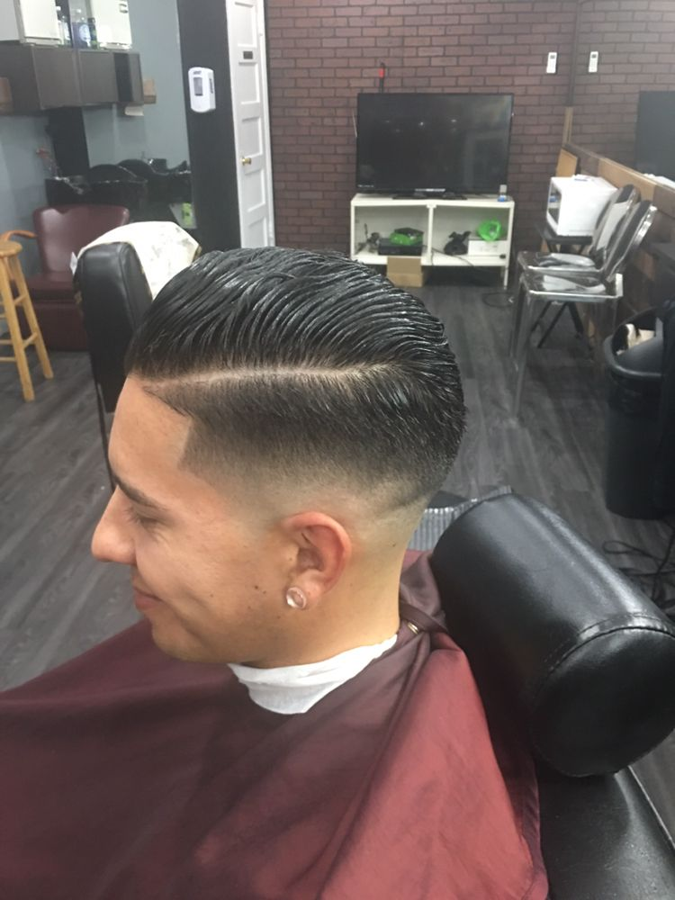 Photo Of No Filter Barbershop   Los Angeles, CA, United States. Comb Over