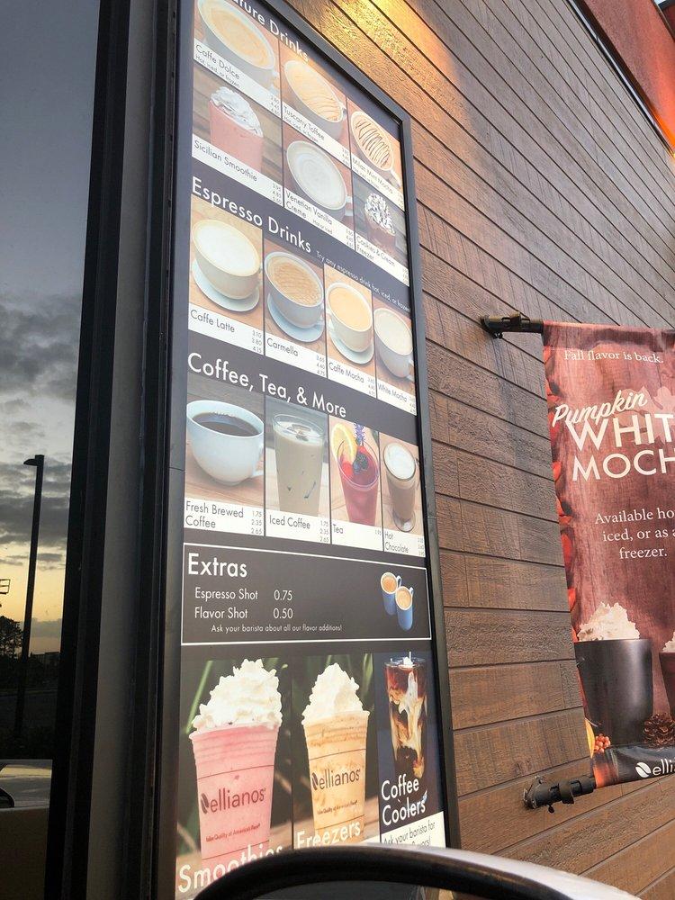 Ellianos Coffee Company: 16286 NW US Hwy 441, Alachua, FL