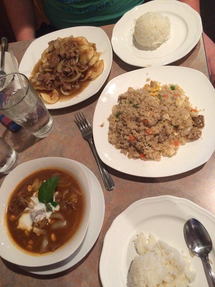 Hong Thai Restaurant: 5600 La Centre Ave, Albertville, MN