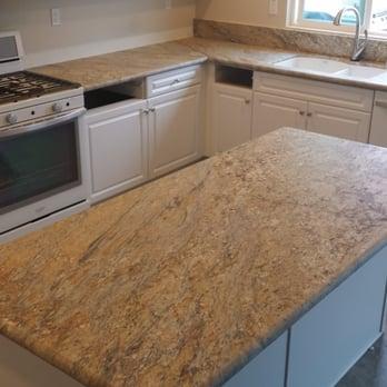 All Pro Countertops Photos Reviews Kitchen Bath - Granite kitchen and bath