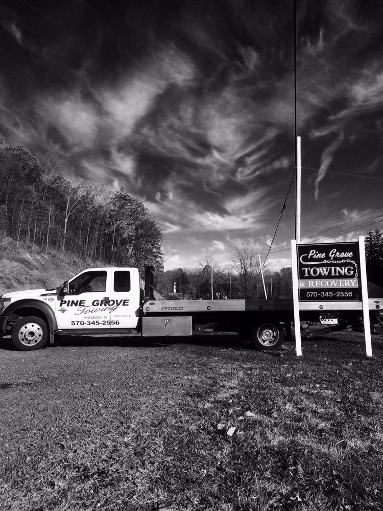 Pine Grove Towing & Recovery: Pine Grove, PA