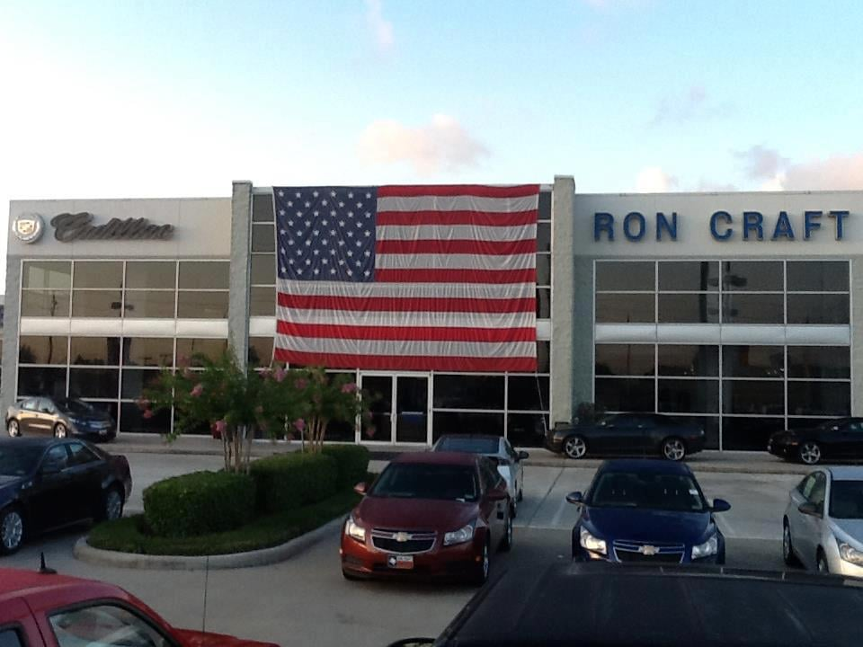 Ron craft chevrolet cadillac 21 reviews car dealers for Ron craft chevrolet baytown tx 77521