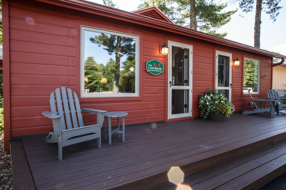 The Lake House: 5962 County Hwy W, Manitowish Waters, WI